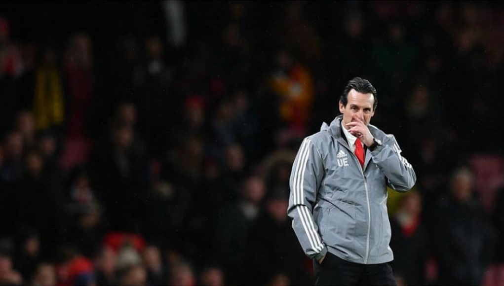 El Arsenal despide a Unai Emery