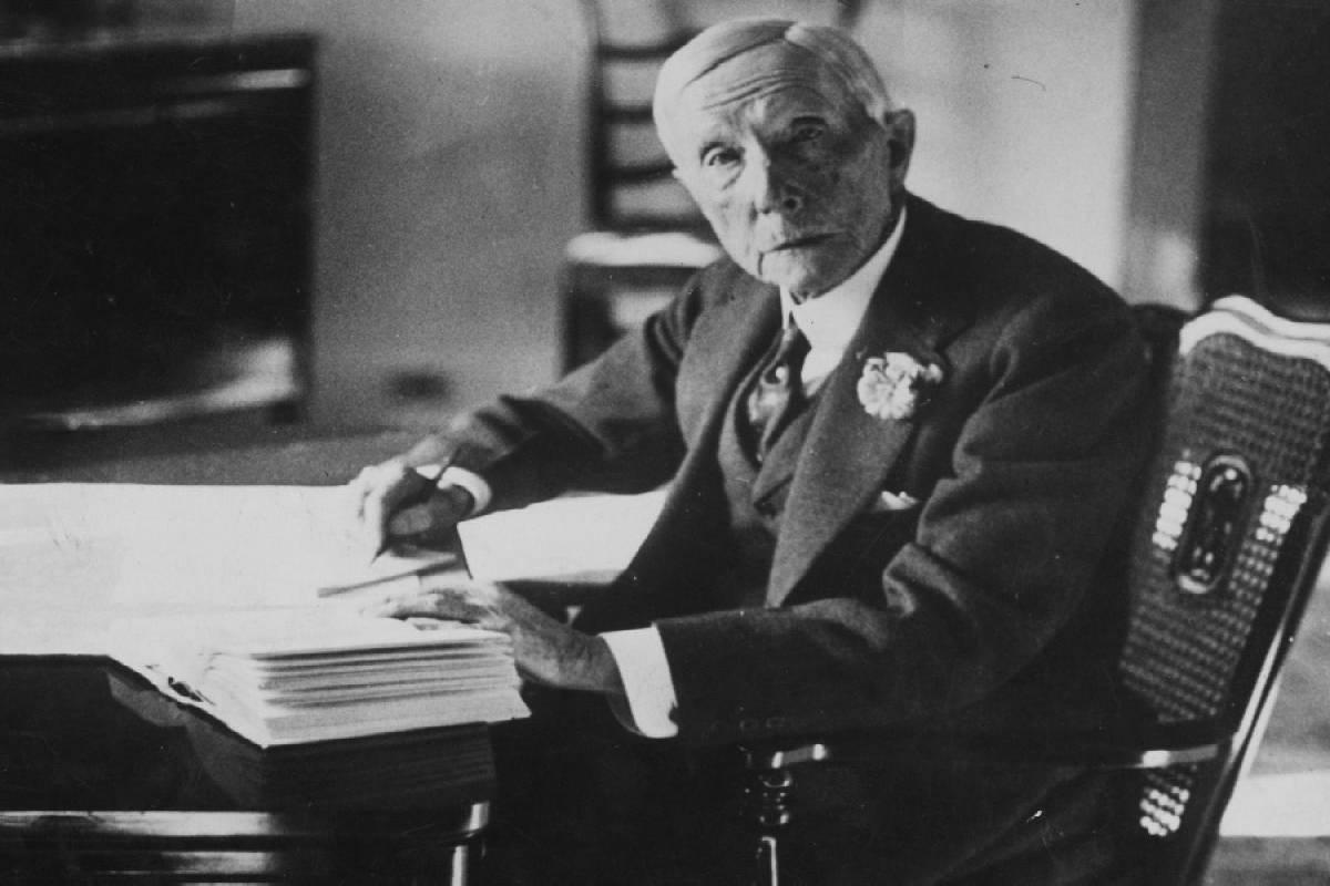 Un 8 de julio nace John Davison Rockefeller - Revista ...